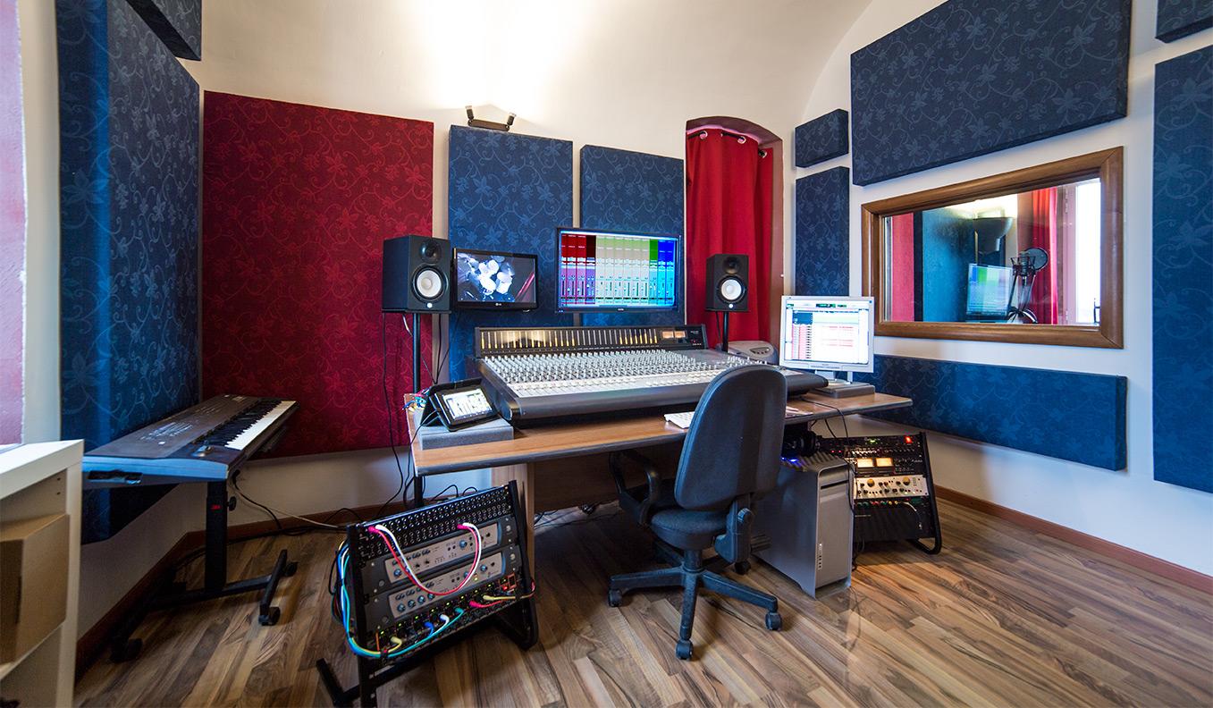 Sala Prove Km97 - Rec Studio